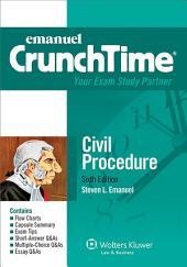Emanuel CrunchTime for Civil Procedure