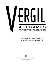 Vergil: A LEGAMUS Transitional Reader