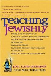 Teaching Jewishly
