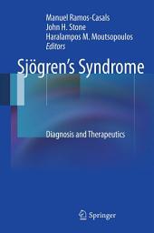 Sjögren's Syndrome: Diagnosis and Therapeutics
