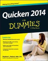 Quicken 2014 For Dummies