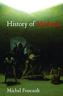 History of Madness, cover
