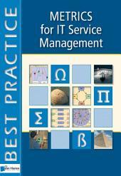 E-Book: Metrics for IT Service Management