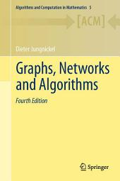 Graphs, Networks and Algorithms: Edition 4