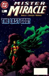 Mister Miracle (1996-) #7