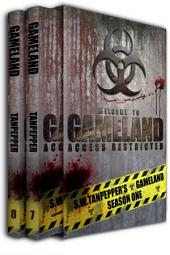 Tag, You're Dead + Jacker's Code (GAMELAND Books 7+8): S.W. Tanpepper's GAMELAND