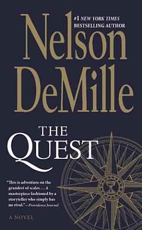 The Quest: A Novel Book Cover