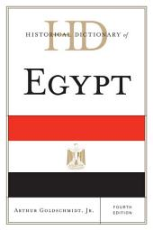 Historical Dictionary of Egypt: Edition 4