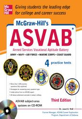 McGraw-Hill's ASVAB, 3rd Edition: Strategies + Quizzes + 4 Practice Tests, Edition 3