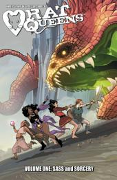 Rat Queens Vol. 1: Sass And Sorcery