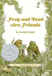 Frog and Toad Are Friends: I Can Read Level 2