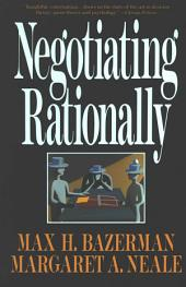 Negotiating Rationally