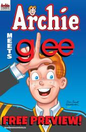 Archie Meets Glee: Free Preview