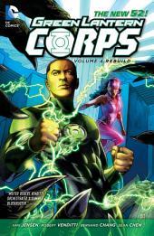 Green Lantern Corps Vol. 4: Rebuild (The New 52)
