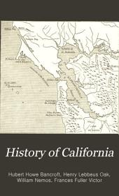 History of California: Volume 18