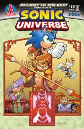 Sonic Universe #16