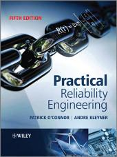 Practical Reliability Engineering: Edition 5