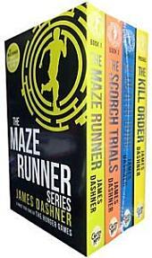 The Maze Runner Trilogy Series: James Dashner