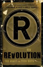 NIV Revolution: The Bible for Teen Guys: Updated Edition