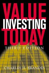 Value Investing Today: Edition 3