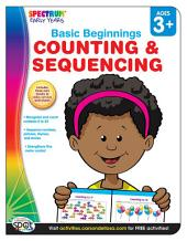 Counting & Sequencing, Ages 3 - 6