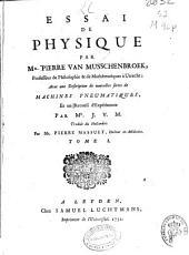 Essai de physique