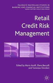 Retail Credit Risk Management