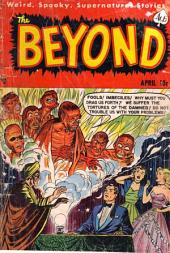 The Beyond Comic Book No 10