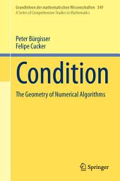 Condition: The Geometry of Numerical Algorithms