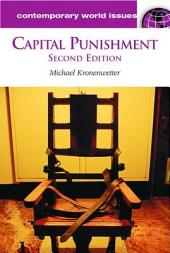 Capital Punishment: A Reference Handbook