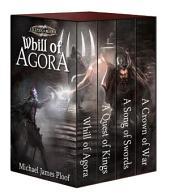 Whill of Agora Bundle (Books 1-4): Legends of Agora