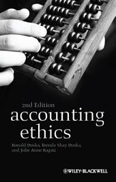 Accounting Ethics: Edition 2