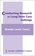 Conducting Research in Long-Term Care Settings