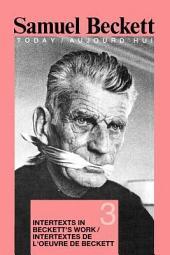 Intertextes de L'oeuvre de Beckett