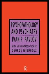 Psychopathology and Psychiatry