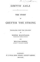 Grettis Saga: The Story of Grettir the Strong