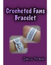Crocheted Fans Bracelet