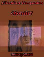 Literature Companion: Monster