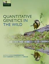 Quantitative Genetics in the Wild