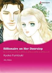 BILLIONAIRE ON HER DOORSTEP: Harlequin Comics