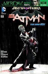 Batman (2011-) #17
