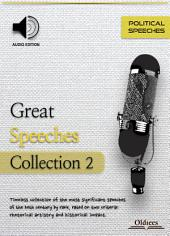 Great Speeches Collection 2 - AUDIO EDITION