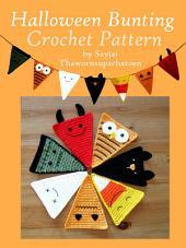 Halloween Bunting Crochet Pattern