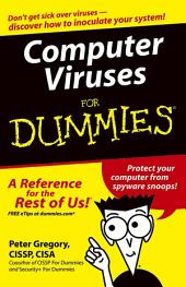 Computer Viruses For Dummies