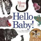 Hello Baby!: with audio recording