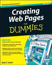 Creating Web Pages For Dummies: Edition 9