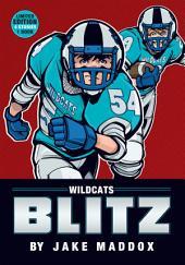 Team Jake Maddox Sports Stories: Jake Maddox: Wildcats Blitz
