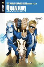 Quantum and Woody Vol. 1: The World's Worst Superhero Team TPB