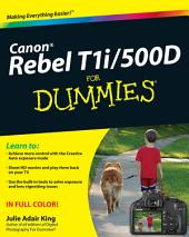Canon EOS Rebel T1i / 500D For Dummies