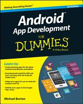 Android App Development For Dummies: Edition 3